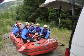 rafting Avstrija