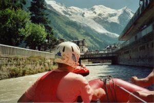 rafting francija