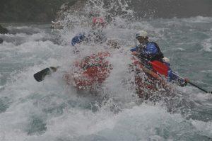 rafting slovenija