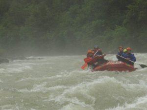 rafting na tari etizziv