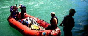 spust po reki Savi
