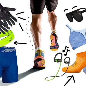 Oprema za tek – nasveti za izbiro tekaških oblačil
