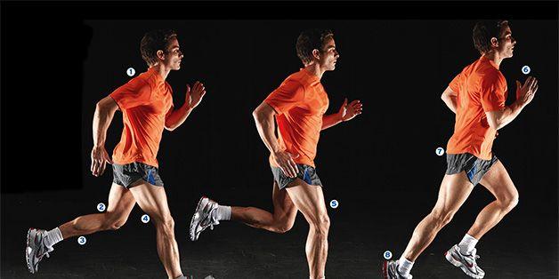 Kako pravilno teči – nasveti kako se naučimo pravilnega teka