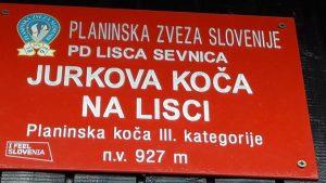 Hribi v Sloveniji