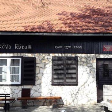 Hribi v Sloveniji – Lisca