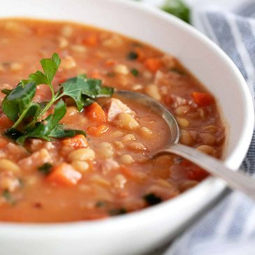 Fižolova juha – recepti za super fižolovo juho